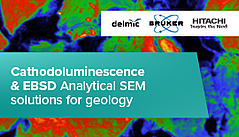 Thumbnail Webinar Analytical SEM for geology Delmic