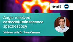 Thumbnail Webinar Angle-resolved cathodoluminescence