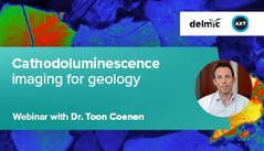 Thumbnail Webinar CL cathodoluminescence for geology
