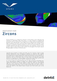 zircons application note